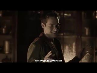 Kai Parker | Klaus Mikaelson