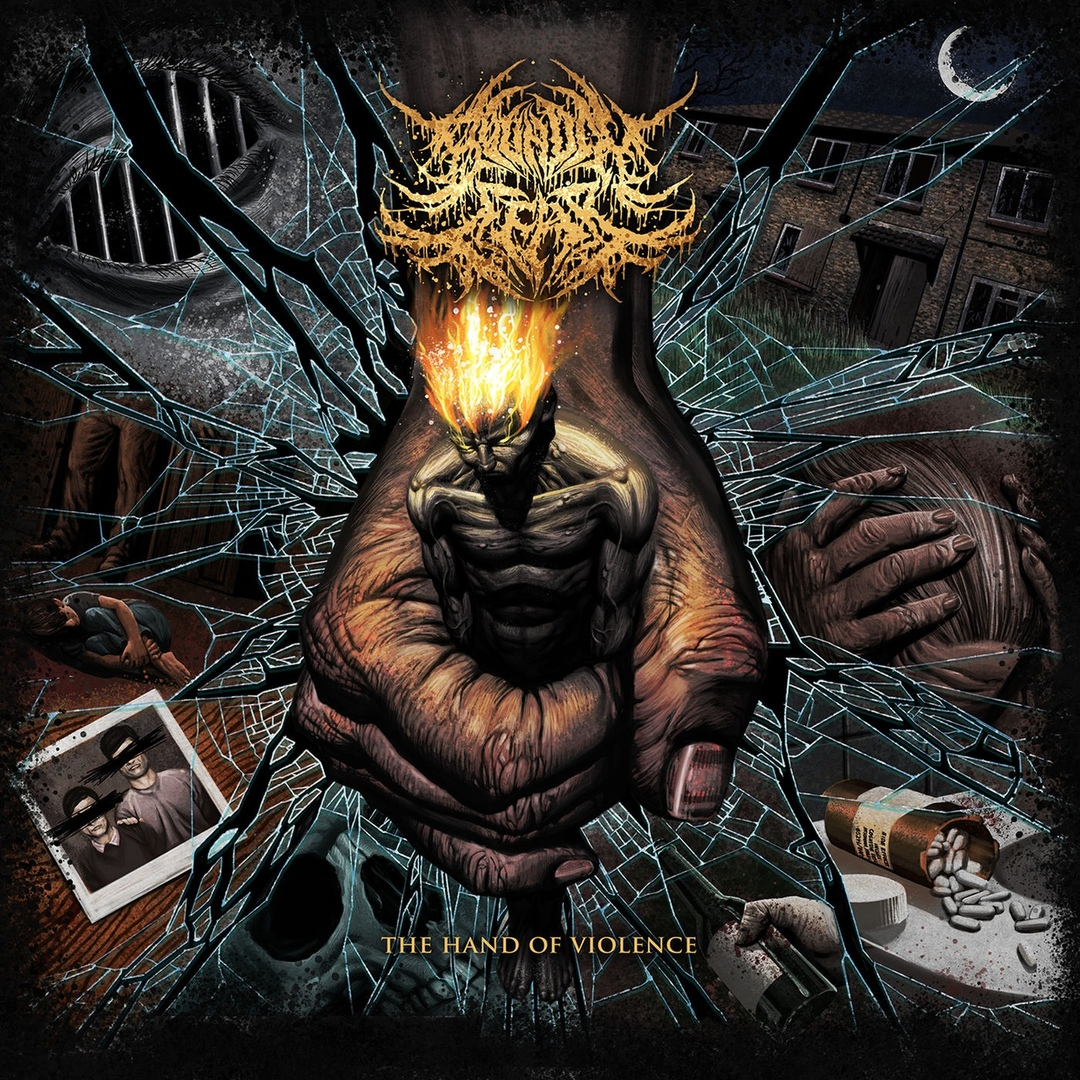Bound In Fear - The Hand Of Violence