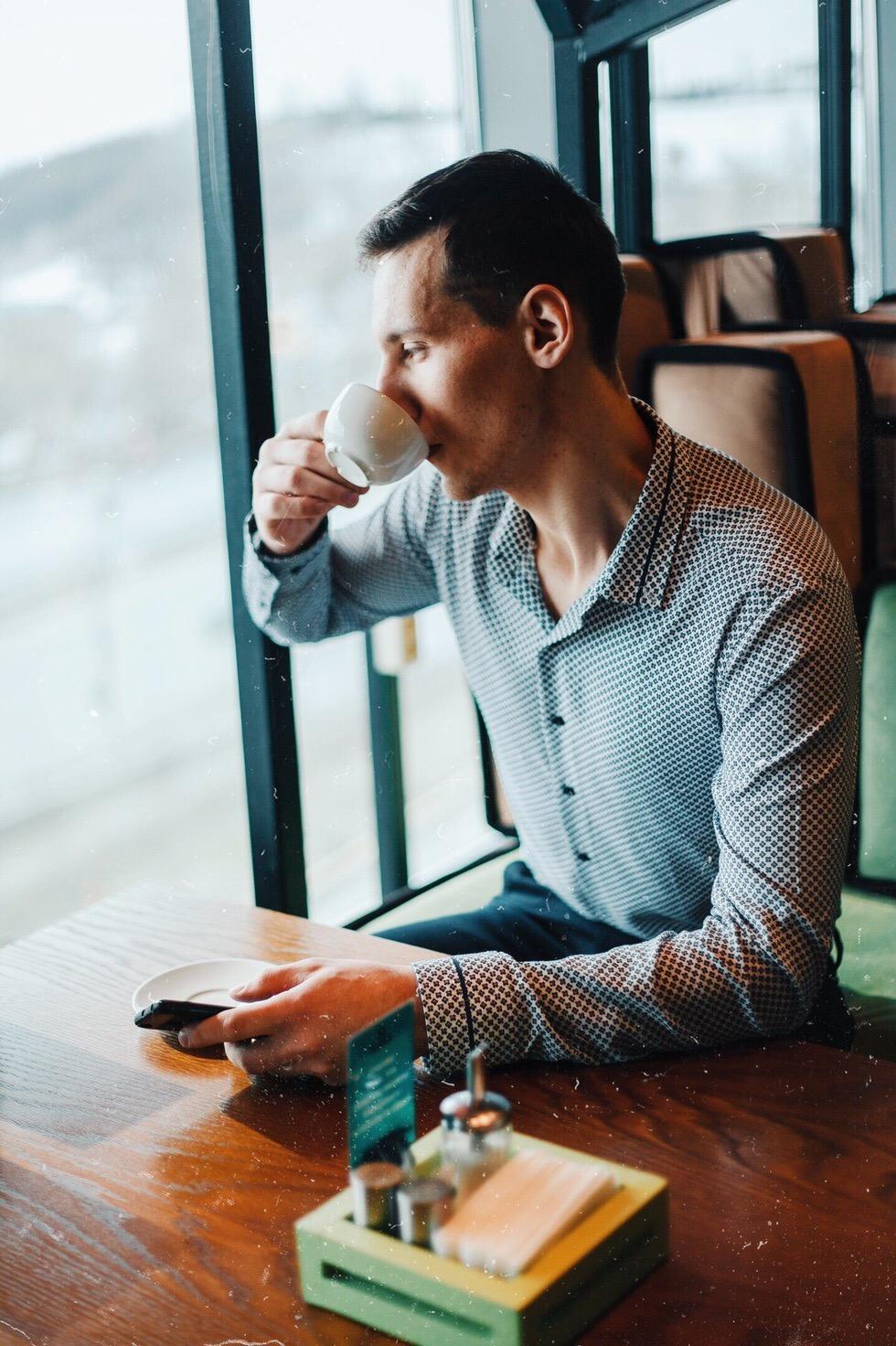 Кафе «Buffet Cafe» - Вконтакте