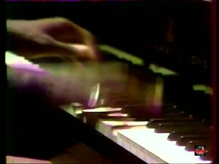 Memphis Slim - Pinetops Boogie Woogie  (Live Video - 1973)