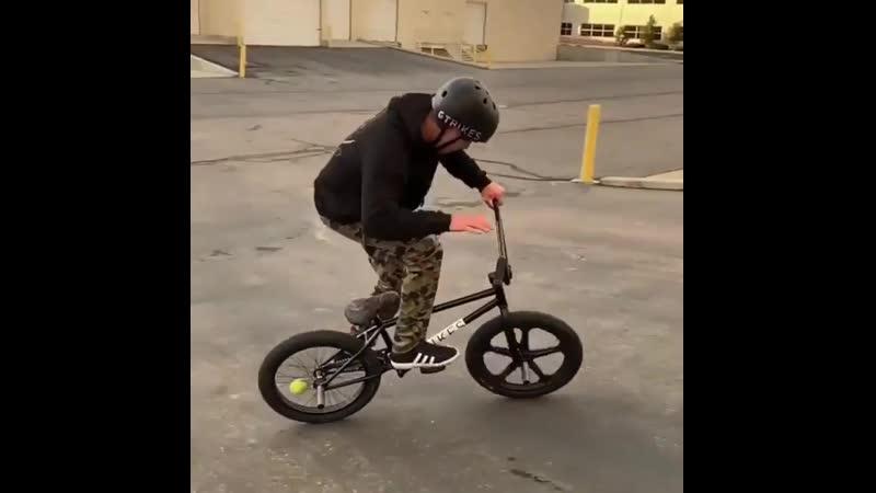 Tate Roskelley BMX