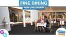 Sims Freeplay 🍽 Fine Dining Live Event 🤵🏾👩🏼🍳