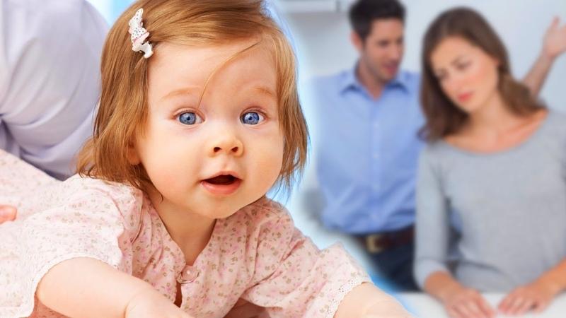 Это не моя дочь Я сделал тест ДНК Ты меня обманывала всё время Я ухожу от тебя