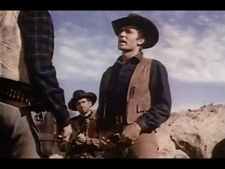 Gun Belt  Western Movie 1953  George Montgomery Tab Hunter & Helen Westcott