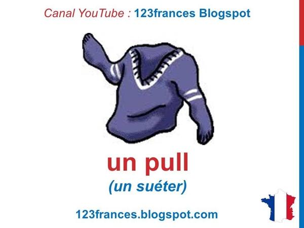 Curso de francés 33 LA ROPA en francés LAS PRENDAS DE VESTIR y ACCESORIOS Vocabulario VESTIMENTA