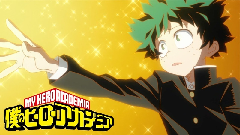 My Hero Academia Opening 1 The Day