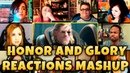 """Overwatch """"Honor and Glory"""" - Epic Reaction Mashup"""