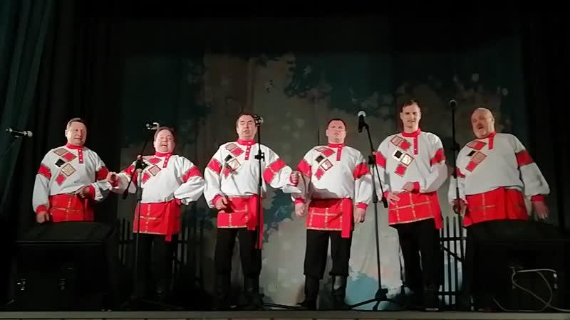 Частушки Без гармошки - исп. Ансамбль народной песни Снежица (г. Кола)