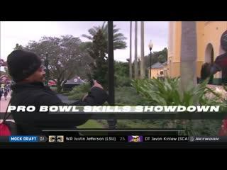 Nfl 2019-2020 / pro bowl skills showdown / en