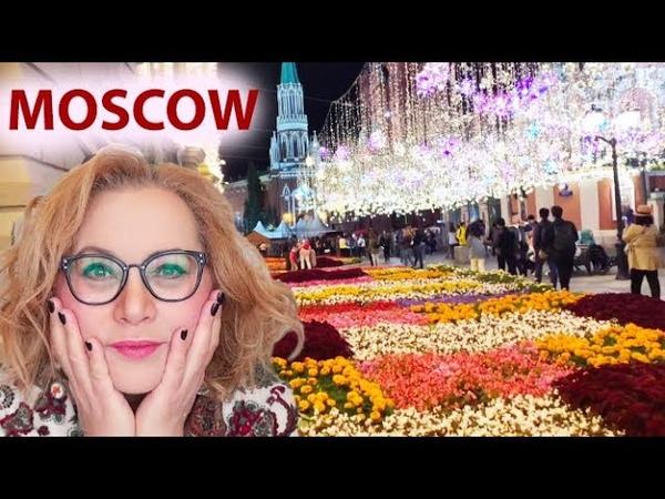 Москва сразила наповал Иностранцы обалдели Moscu Moscow Russia
