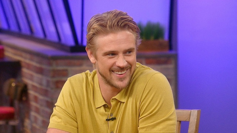 Netflix Actor Boyd Holbrook Gushes Over Wife: She steers the ship