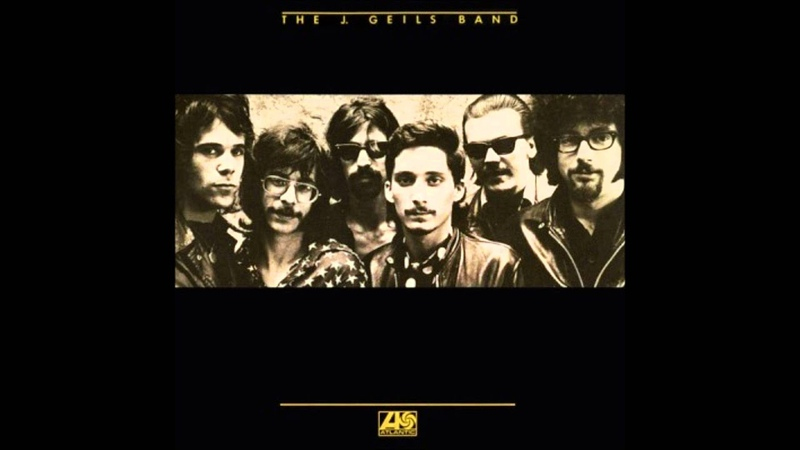 J. Geils Band - Whats Your Hurry