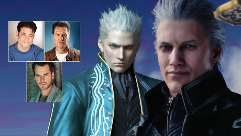Comparing The Voices - Vergil