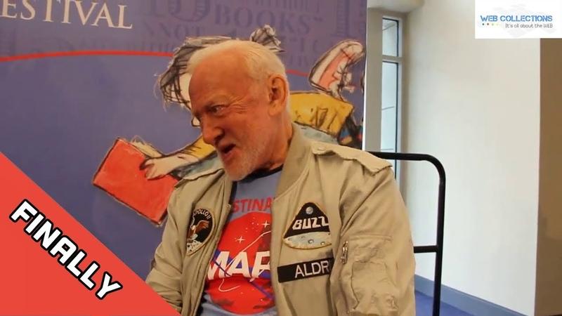 Finally Buzz Aldrin says the TRUTH