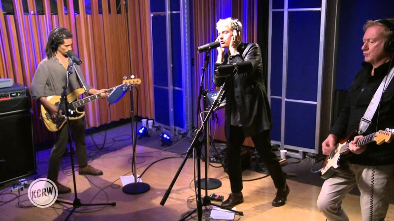 Gang of Four performing Damaged Goods Live on KCRW