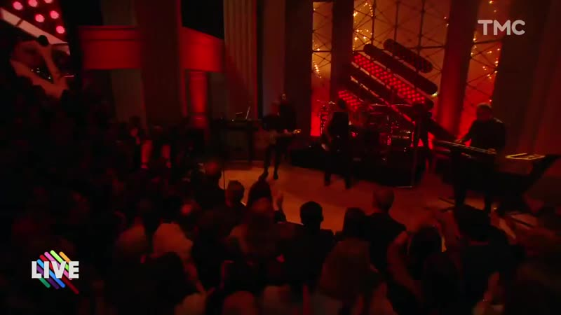 Depeche Mode – «So Much Love» – (Live on TMC TV, Paris 21.03.2017)