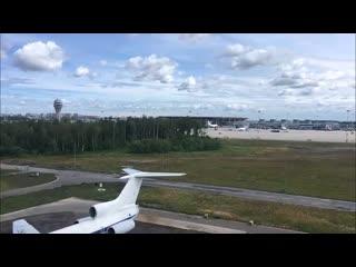 Питерская Булка в аэропорту Пулково 3
