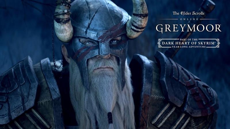 The Elder Scrolls Online: The Dark Heart of Skyrim Announcement Cinematic