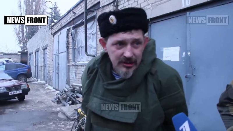 Павел Дремов и комендант Первомайска Евгений Ищенко рассказывают о реальном положении дел в ЛНР