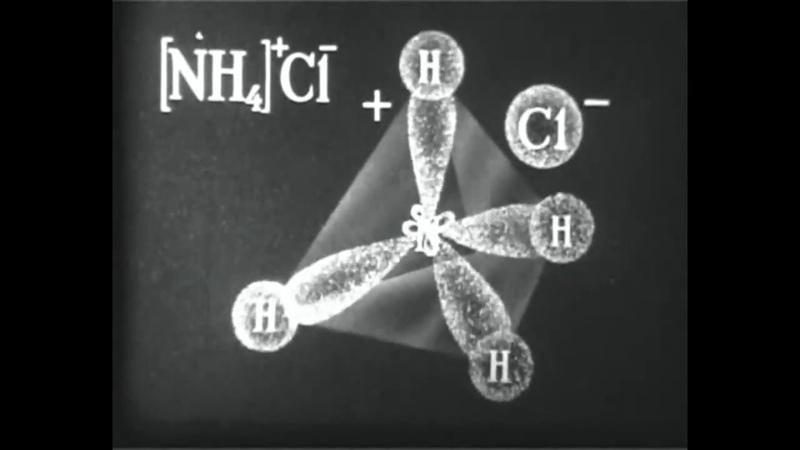 Урок химии Научфильм 015 Получение Азота Аммиака Азотной кислоты