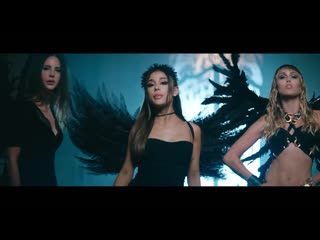 Ariana Grande, Miley Cyrus, Lana Del Rey - Dont Call Me Angel