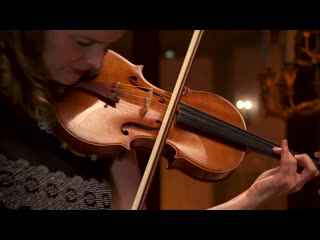1004 J. S. Bach - Violin Partita No.2 in D minor, BWV 1004 - Veronika Eberle, violin