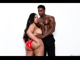 Aryana Adin - Epic Ebony Ass - All Sex Big Tits Ass BBC Blowjob Titty Fuck Doggystyle Cowgirl, Порно