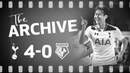 THE ARCHIVE Spurs 4 0 Watford Heung Min Son double at White Hart Lane