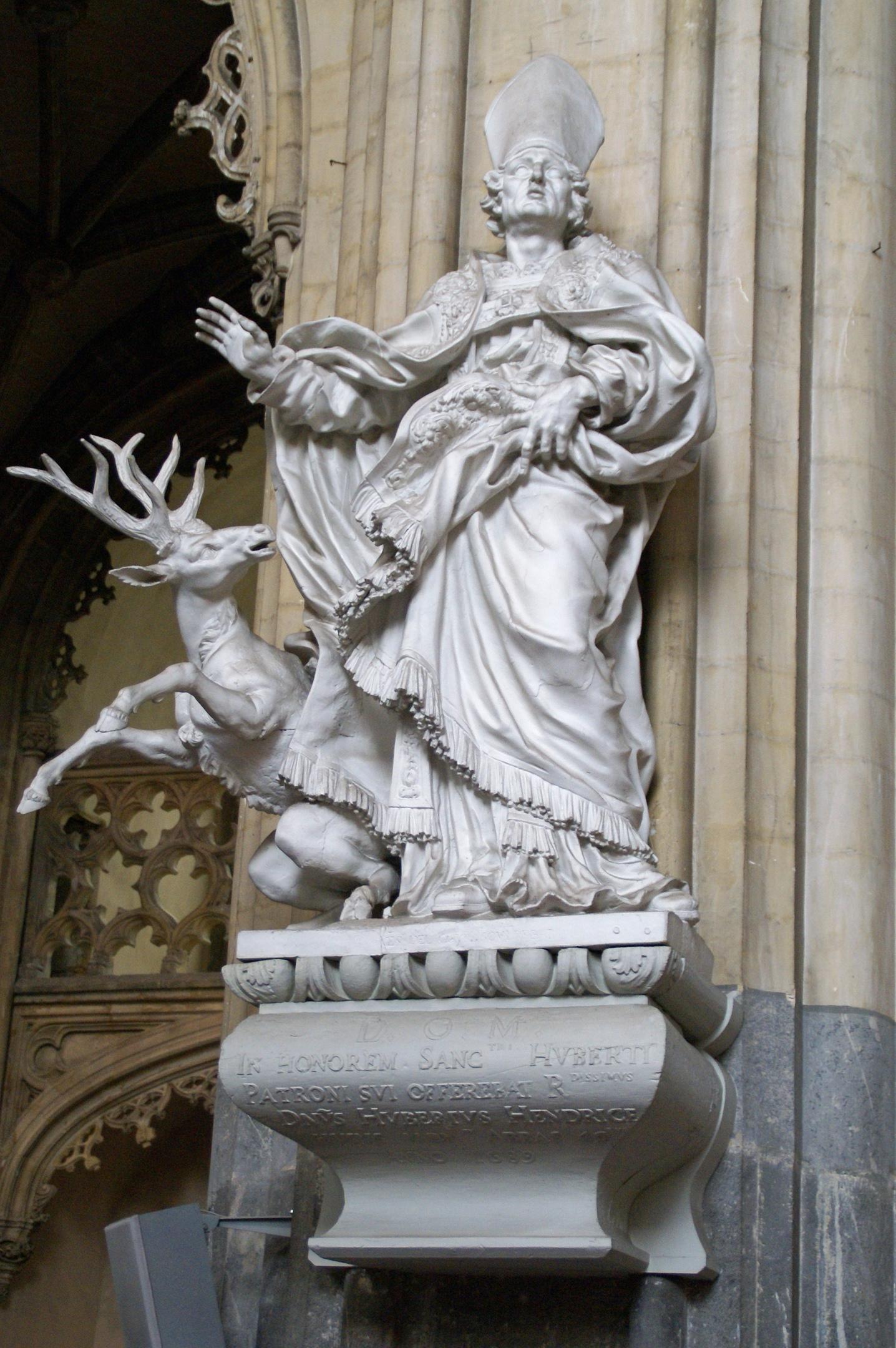 Святой Губерт: легенды и наследие, изображение №6