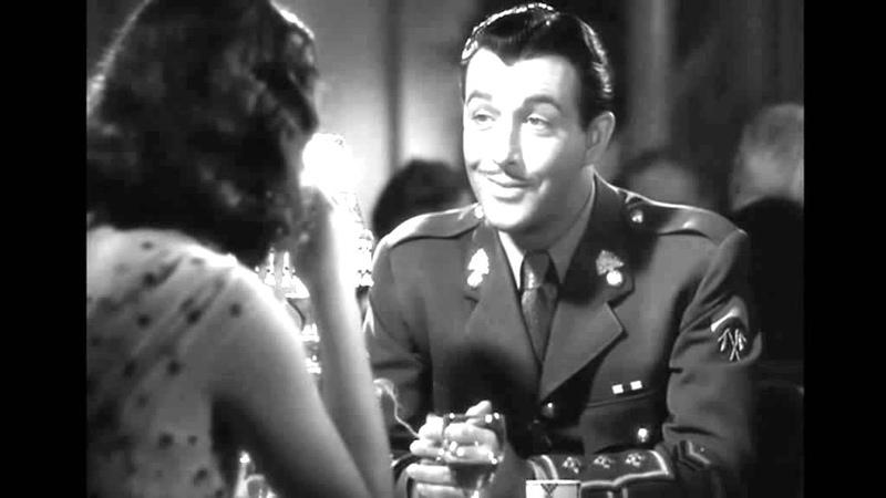 Вальс свечей из фильма Мост Ватерлоо США 1941 г