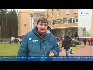 Александр Беглов проинспектировал объекты Петродворцового района
