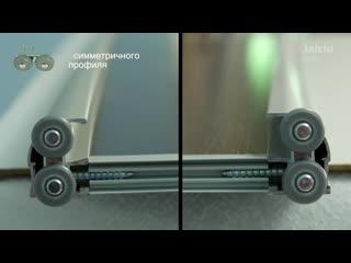 Сборка раздвижной двери шкафа-купе