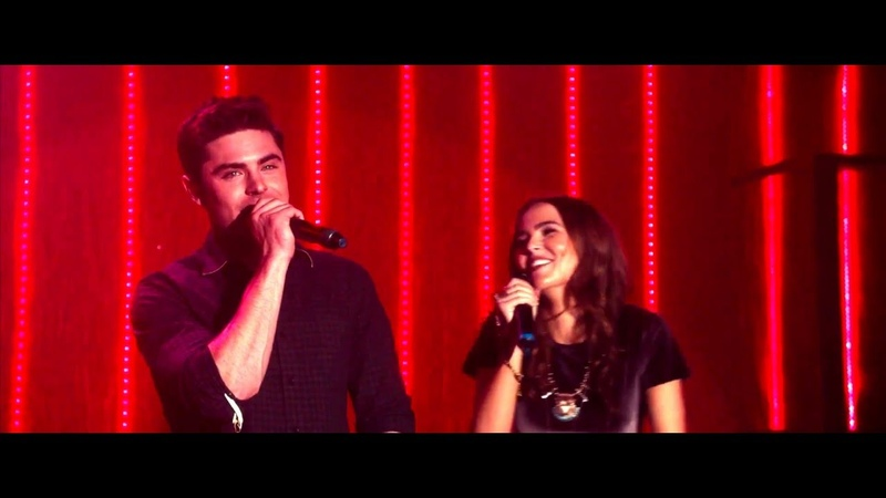 Zac Efron and Zoey Deutch sing Because You Loved Me in Dirty Grandpa