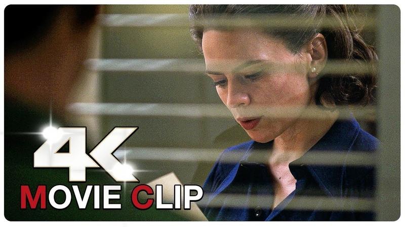 Captain America sees Peggy Carter Scene - AVENGERS 4 ENDGAME (2019) Movie CLIP 4K