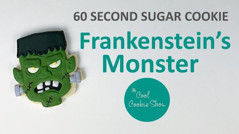 60 Second Monster of Frankenstein