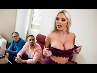 Nina elle - washing my friend's wife [2019-06-19, all sex, blowjob, big tits, milfs, facial, 1080p]