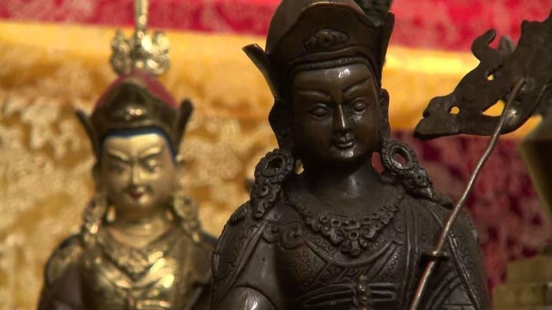 Пема Рандрол Ринпоче Гневные божества в Учении Ваджраяны