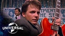Back to the Future Marty McFly Plays Johnny B Goode and Earth Angel