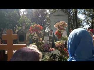 Проповедь владыки Тихона на дне памяти отца Николая Гурьянова