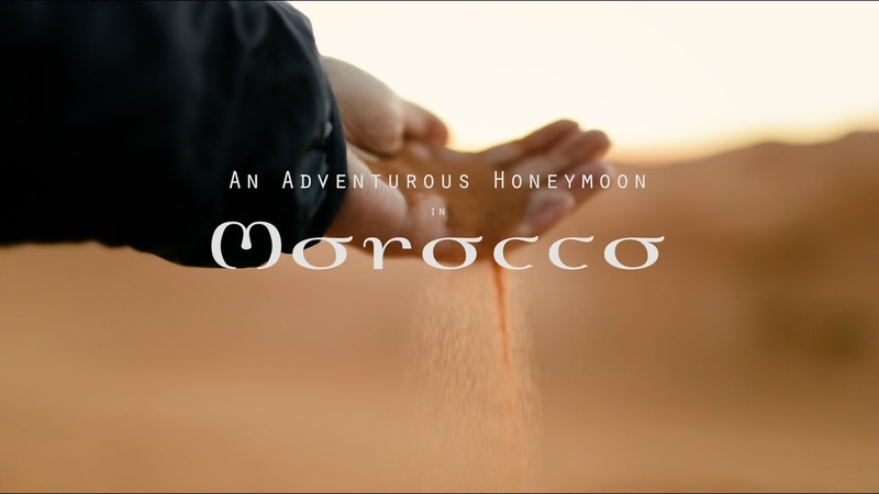 An Adventurous Honeymoon in Morocco Charis Chris