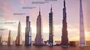 EVOLUTION of WORLD'S TALLEST BUILDING Size Comparison 1901 2022