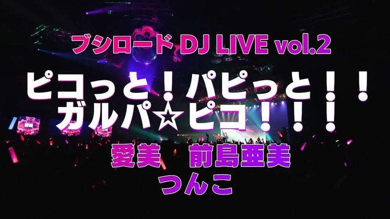Bushiroad DJ LIVE vol 2 Picotto Papitto GARUPA☆PICO