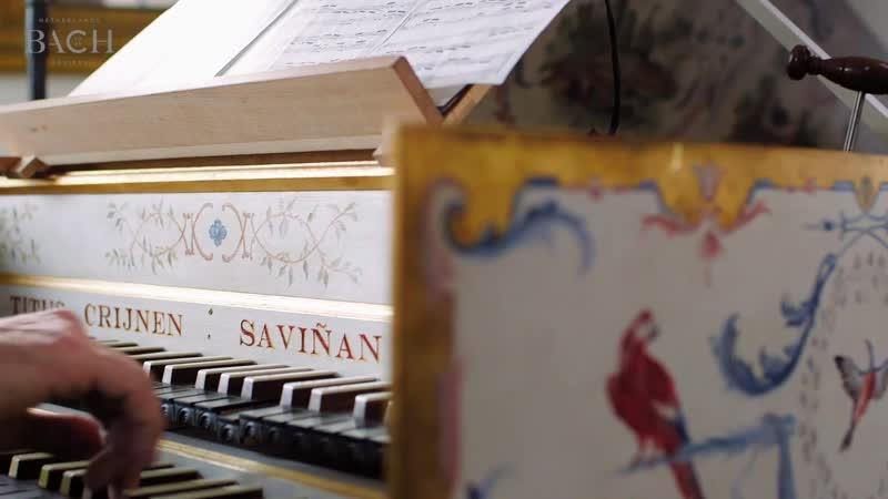 852a J S Bach Prelude and Fugue in E flat major BWV 852 Das Wohltemperierte Klavier 1 N 7 Pieter Jan Belder AoB