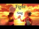 Shu and Valt ~Fight song~
