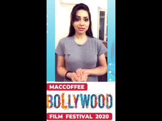 Maccoffee bollywood film festival 2020