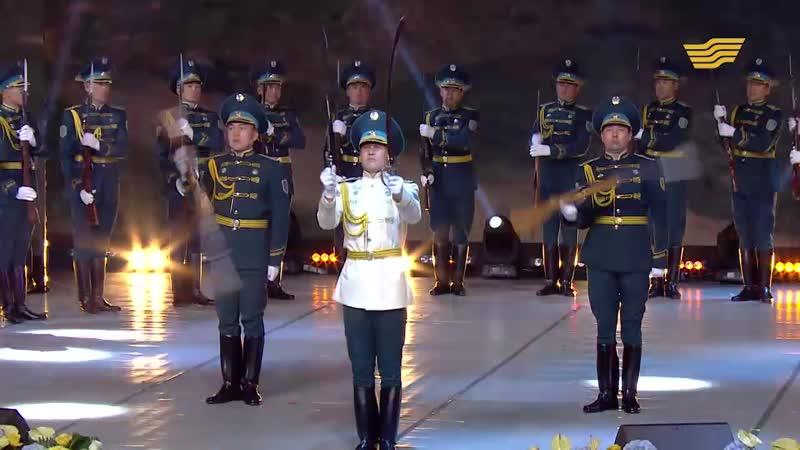 Қазақстан Республикасының Конституция күніне арналған мерекелік концерт