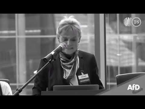 Heidi Mund's dringender Aufruf zur Veränderung