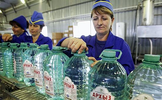 В КЧР имущество производителя воды «Архыз» выставят на торги