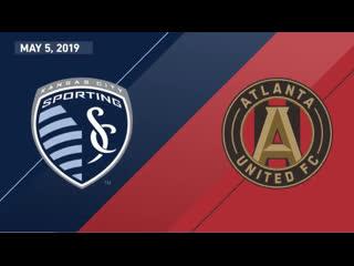 Highlights: sporting kansas city vs atlanta united fc | may 5, 2019