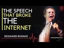 *A MUST WATCH *REINHARD BONNKE R I P THE MOST POWERFUL SPEECH THAT BROKE THE INTERNET
